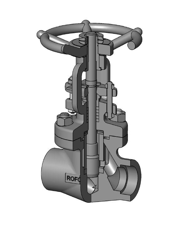Robinet A Piston Roforge Roforge Concepteur Fabricant De